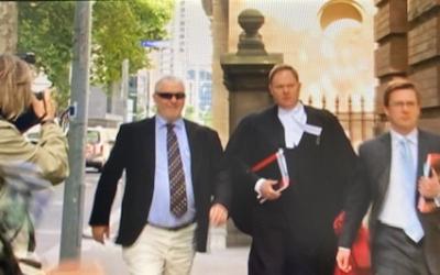 ASIC Prosecution