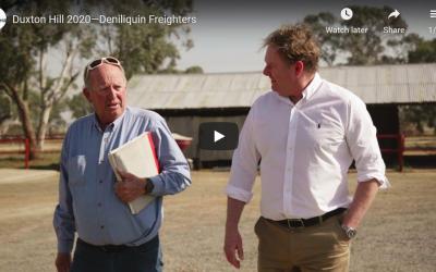 Deniliquin Freighters Victim of Fraud